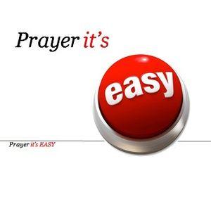 Prayer It`s Easy - Paul Clift - 5th June 2016