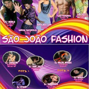Sam Drade São João Fashion Part 1 Mixtape
