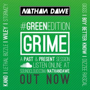 GRIME #GREENedition | @NATHANDAWE (Audio has been edited due to Copyright)
