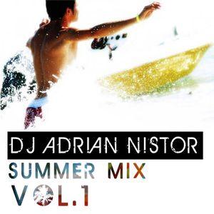 DJ Adrian Nistor - Summer Mix Vol.1