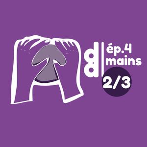 DESSIN DESSEIN // EP4 – Mains > Partie 2 : un design in situ
