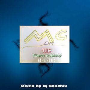MCDG UK Dance Nonstop 03-11-2012