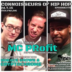 SKANDOUZ & Tom Foolery Beats - Connoisseurs Of Hip Hop 70 - PRofit