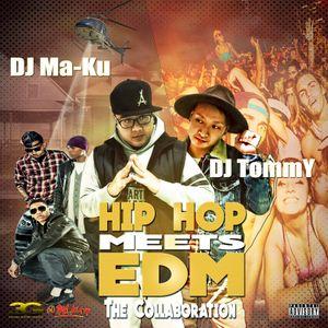 HipHop Meets EDM- The Collaboration (HipHop Side)