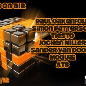 Club on Air nr. 107 with special guests Simon Patterson