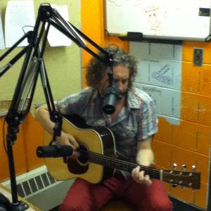 WMSC Radio Nowhere Interview with James Maddock Pt. 2 6/10/12  Host Joltin Joe