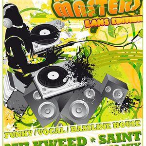 MilkWeed vs. SainT - Bounce Masters Promo Mix [2008]