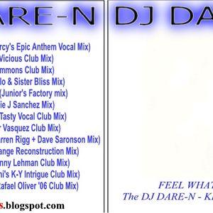 Feel What You Want the DJ Dare-N Kristine W Tribute Part 3