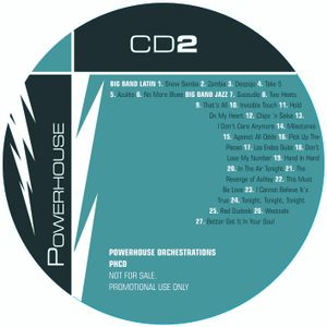 Powerhouse Orchestrations Demo CD 2