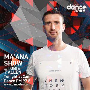 Ma'ana Radio Show 004 - Jan 03