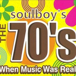 soulboy's 70's when music was real part2 hq recording (original versions)