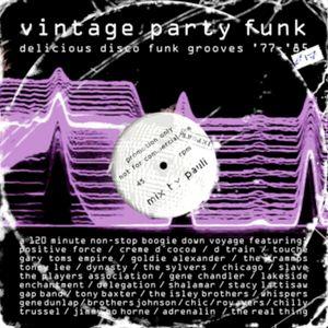 Vintage Party Funk