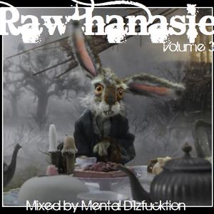 MENTAL D1ZFUCKTION - RAWTHANASIE V3.0