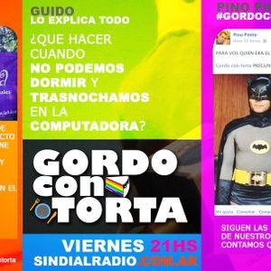 Gordo Con Torta 05.7.13 Viernes 21hs. www.sindialradio.com.ar