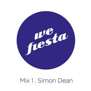 We Fiesta #1 by Simon Dean