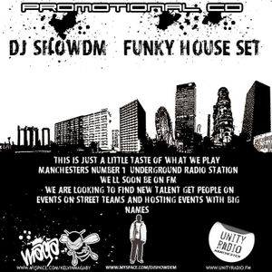 DJ ShowDem - Funky House Vol. 1