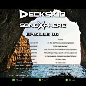 Deckskid - Sonoxphere Episode 06 (January 14 2018)
