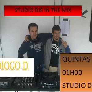 STUDIO DJS IN THE MIX - 2 JULHO 2015