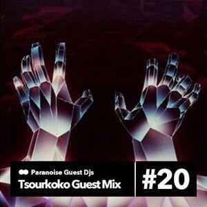 Tsourkoko - Path 2 Paranoise guest mix
