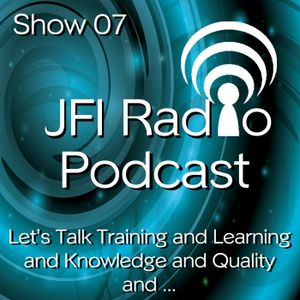 JFI Radio 'LIVE' episode #07