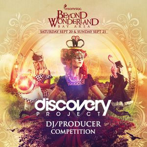 Discovery Project: Beyond Wonderland Bay Area 2014.