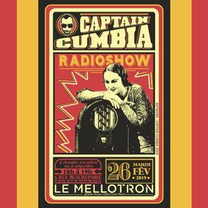 Captain Cumbia Radio Show #52
