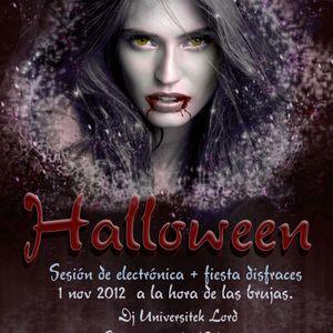 Party Halloween 2012, 1ª parte