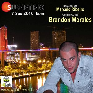 Marcelo Ribeiro Show with Brandon Morales - Terça/Tuesday - 07-09-2010