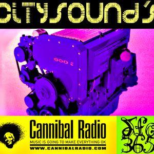 δeface365+cannibal radio / citysounds