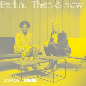 Berlin Then & Now Podcast: Gudrun Gut & Perera Elsewhere