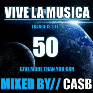 """Vive La Musica """"L"""" (Give More Than You Can)"""
