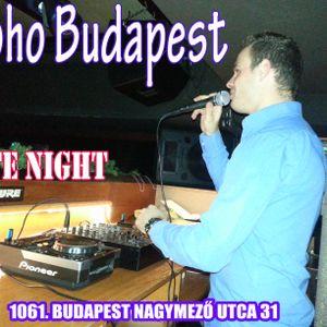 Pete Night Soho Budapest 2014