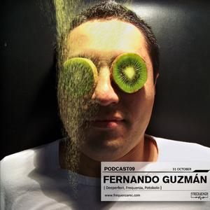 Frequenza Podcast09 - Fernando Guzmán