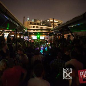 Live From The rooftop at Public in DC (OCt 12 2013) Part 1