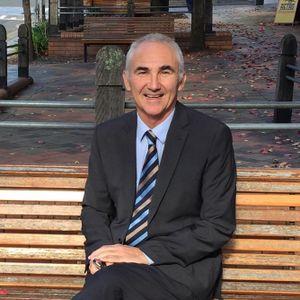 Martin Pluss VP of Pennant Hills District Civic Trust