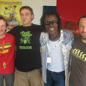 ITW Vlad et Solo de l'Afrique enchantée - Musiques métisses - mai 2012