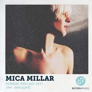 Mica Millar 10th July 2017