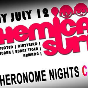 Claudia Conrado Baas boven Baas Chemical Surf@Club NL July 2015 Part II