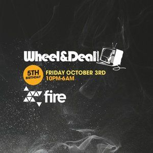 Wheel and Deal 5th Birthday Mix