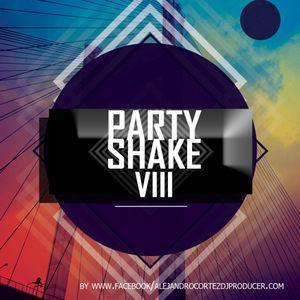 DJ Alejandro Cortez - Party shake VIII mix