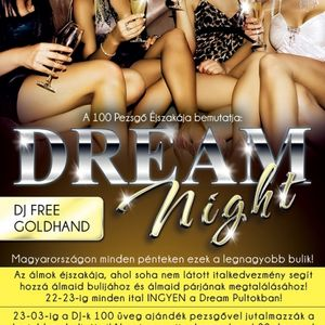 Nemere & Dj Free & Goldhand - Live @ Dokk Club Budapest Dream Night 2012.05.04.
