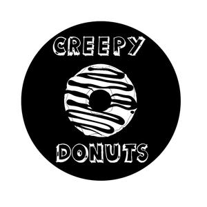 Yearmix Creepy Donuts 2014