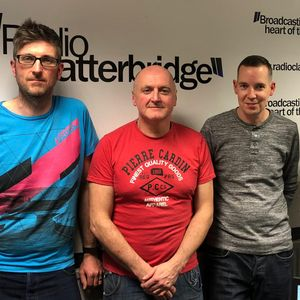 Wirral band Daywalker return to Radio Clatterbridge to plug their latest tracks and gigs.