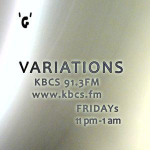VARIATIONS 03.18.2011
