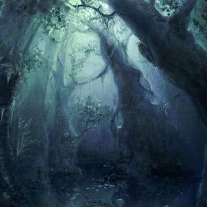 Psychedelic_Tr - Night Forest Trip