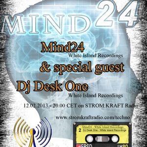 Minded Feelings Show 002 - Mind24 - On Strom:Kraft Radio