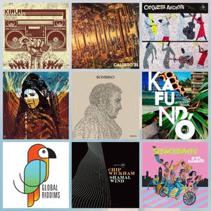 #30: Bombino, Quantic, Calibro 35, Femina Musica, El Buho, Nickodemus, Orquesta Akokan, The Turbans