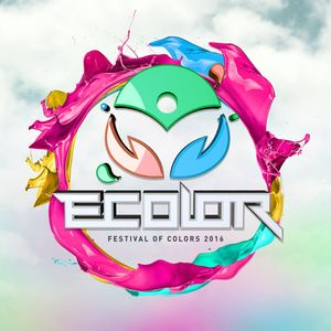 EColor Fest 2016 Session By DjSergio Garcia