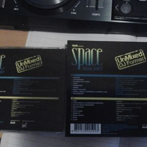 Space Ibiza 2007 Mixed by DJ PAPPET