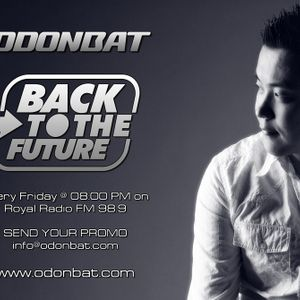 "Odonbat pres. Back To The Future: Episode 169 ""New Year Special"""